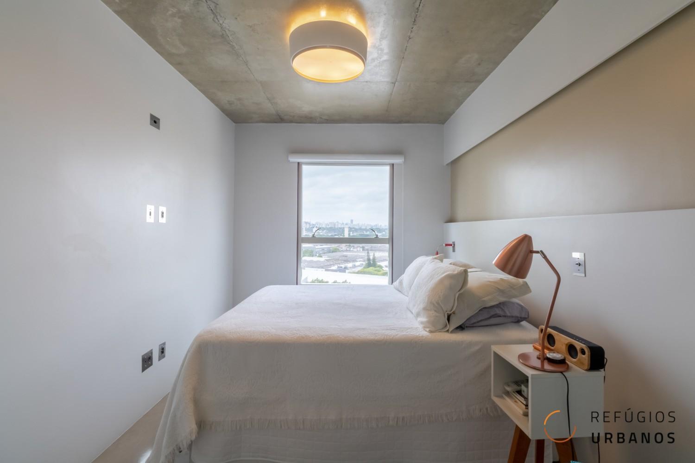 Um MaxHaus na Vila Leopoldina, com 69M2, 02 quartos sendo uma suíte, iluminação incrível e 01 vaga de garagem coberta e livre