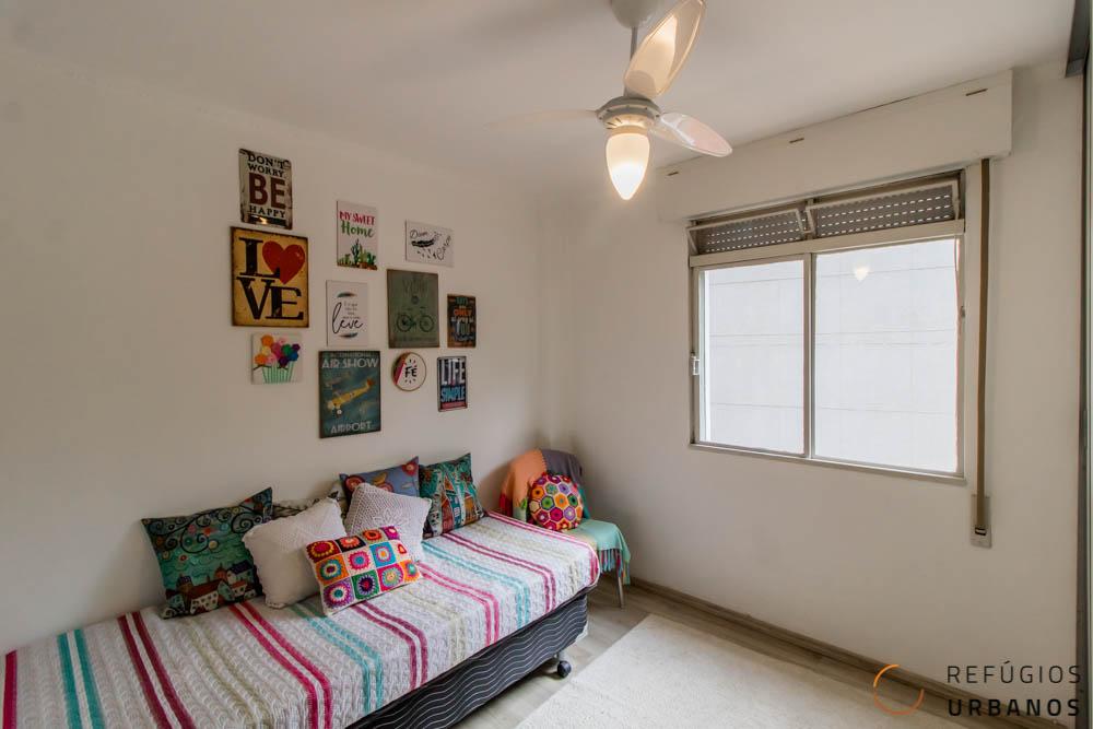 3 dormitórios solar na Bela Vista