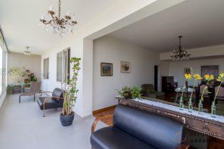 Apartamento na Av. Higienopolis com 168m², sala ampla, varandão, 3 quartos, dois banheiros,1 vaga, perto do Parque Buenos Aires.