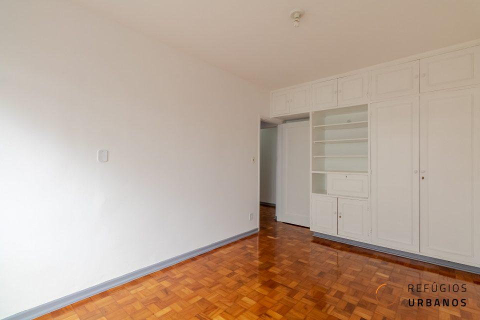 Apartamento 55 metros quadrados com um dormitório e uma vaga de garagem no miolinho da Bela Vista, pertinho da Brigadeiro Luís Antônio