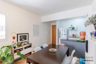 Que tal morar em Santa Cecília com 3 quartos e 82m²? Melhor ainda se tiver duas varandas e duas vagas na garagem em um edifício novo.