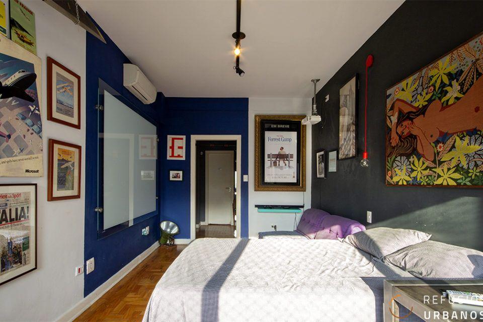 Apartamento de 164m2 reformado, super amplo e iluminado com dois dormitórios, sendo uma suíte na Bela Vista