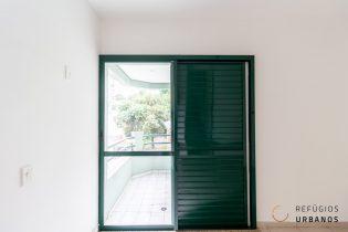 1 Dormitório perto do Metrô. 32m², cozinha integrada com a sala. Mas o quarto é separado e inclui uma varanda na Santa Cecília / Vila Buarque