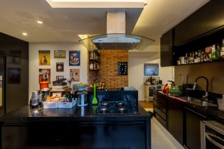 Apê super moderno, pronto para morar, com 98 metros quadrado, 2 quartos, sendo 1 suite, 1 vaga, e vista livre no Jardim Paulista!