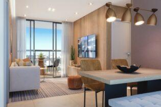 apartamento novo em pinheiros