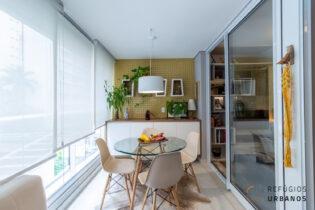 Apartamento de 50m2 na Consolacao, super bem localizado com um dormitório e uma vaga de garagem, bem distribuído em condomínio com lazer