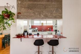 Muito espaço em apartamento de 121,45m². Três quartos (1 suíte), na Alameda Barros, Santa Cecília com janelas livres de vizinhos colados.