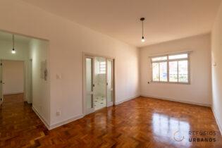 Apartamento de 1 dormitório, 71m2, com condomínio baixo, vista livre e prontinho para receber seus novos moradores na Barra Funda.