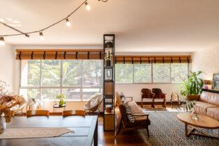 Campo Belo, lindo apartamento com 178m2, vista verde. Cozinha integrada, reforma cheia de bossa. 4 quartos/1 suíte, 2 vagas.