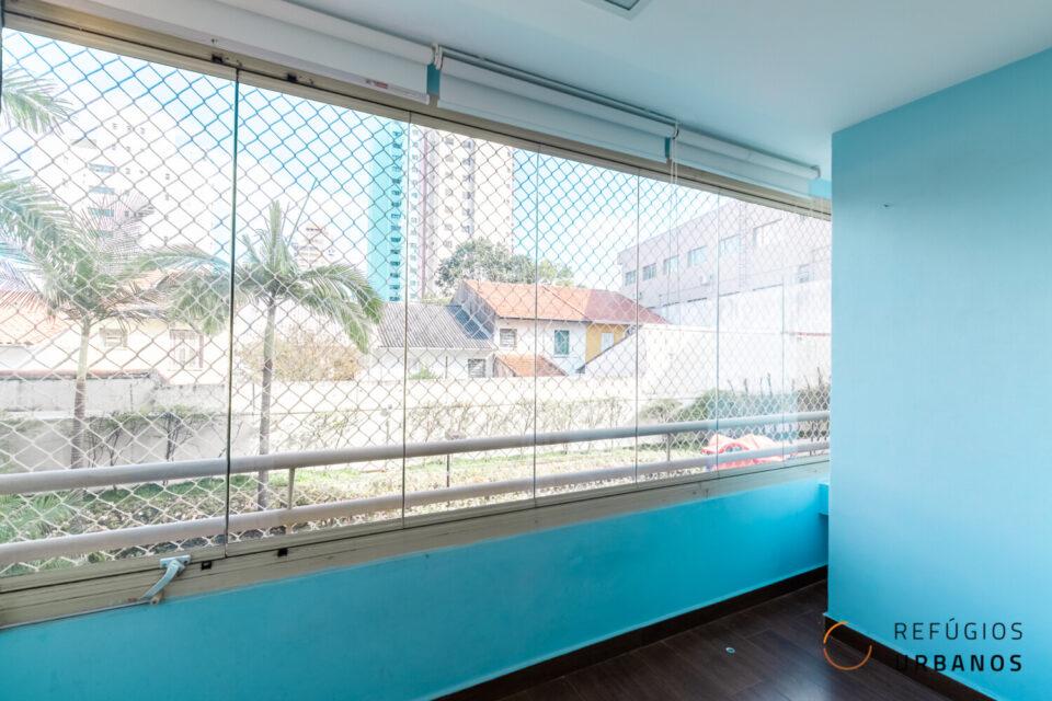Apartamento de 97m2, 3 dormitórios a 450m do Metro Hospital São Paulo em prédio com lazer completo e duas vagas na Vila Clementino.
