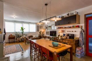 Apê de 92 metros quadrados, cheio de bossa, ensolarado, com 3 dormitórios, sendo 1 suite e 1 vaga super bem localizado no Jardim America!
