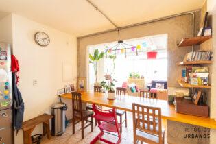 Na Vila Buarque apartamento de 134m² com 3 dormitórios reformado por um escritório de arquitetura francês. Ideal para sua família!