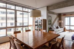 Apê maravilhoso e reformado, com 220m² localizado na Rua Rio de Janeiro, próximo ao parque Buenos Aires e Praça Vilaboim.