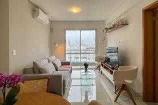 No Boqueirão, apartamento de 78m2, em um prédio com lazer completo, um apê com muita luminosidade, 2 quartos sendo uma suíte e com 2 vagas.